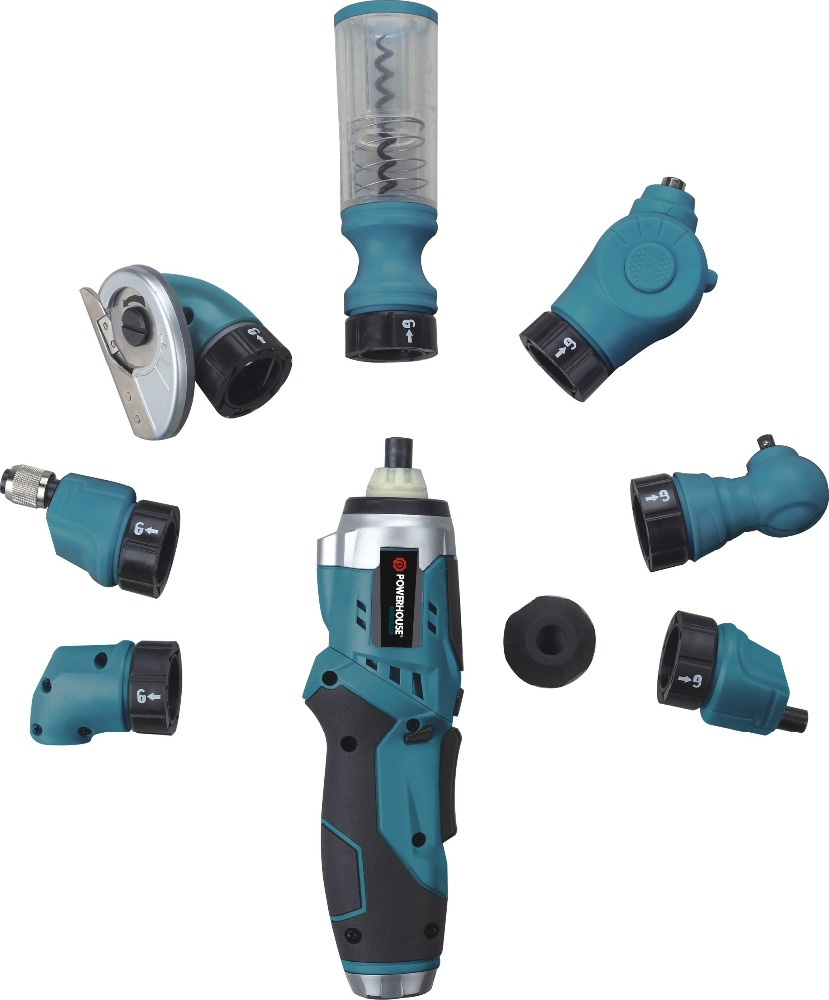 PH3132 Ningbo POWERHOUSE with CE GS Multi function 3.6V Lithium Cordless Screwdriver