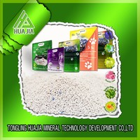 china super flavour bentonite high absorbency cat litter