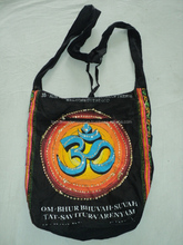 om ethnic printed indian bags