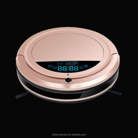 Wholesale intelligent robot smart vacuum cleaner with docking station