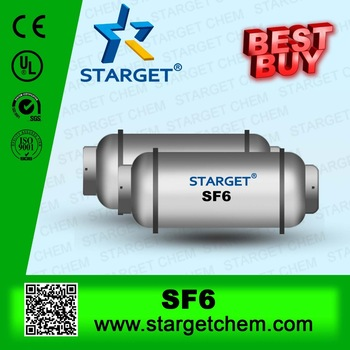 Sulfur hexafluoride SF6 gas price