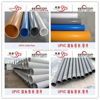 Top Quality 16 Inch Diameter PVC Pipe And Fittings Made In China Manufacturer With Good Prices