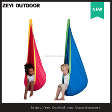 kids Child pod Swing Chair Reading Nook Tent Indoor Outdoor Hanging Seat Hammock