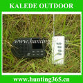 Bird caller for hunting mp3 game call outdoor device CP360B with remote and speaker