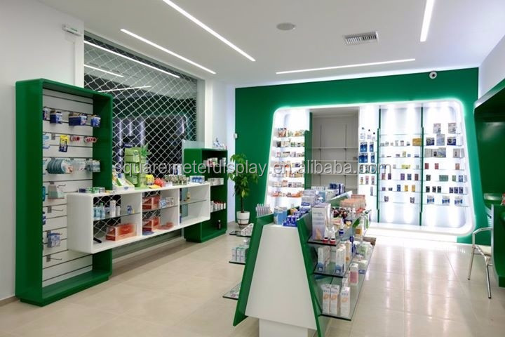 De luxe pharmacie boutique design d 39 int rieur et magasin for Design d interieur de luxe