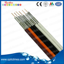 high quality low loss coaxial cable RG6 cable/colored cable rg6