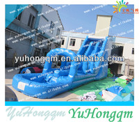 2014 High Quality Inflatable Big Slide /Giant Water Slides For Inflatable Aqua Park/Amusement Park Outdoor Games