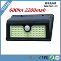 Made in china 45Leds Solar Sensor motion garden Lights solar home lamp led solar light wall mount