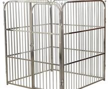2017 Stainless steel pet cage large dog runs dog fence