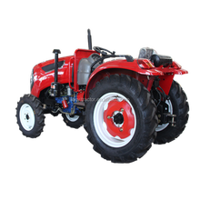 4WD Chinese Famous Powerful Engine 40HP Mini Tractor Price for Sale Made in China