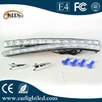 12v Led Daytime Running Light, Auto Front Light For 2013 Toyota Crown