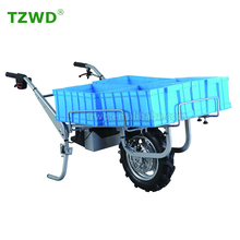 Best Choice Products durable Home Wheelbarrow Yard electric Garden Cart (AF-3D)