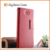 universal wallet flip case for lg optimus 4x hd p880