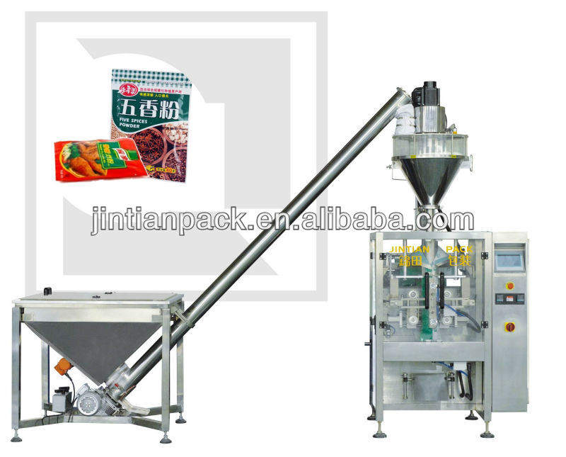 Factory price automatic coffee powder milk packing machine
