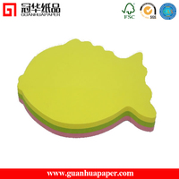 Welcome OEM order animal shaped sticky notes