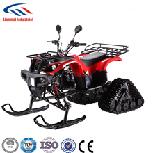 side by side atv cdi with atv rubber track quadricycle for sale