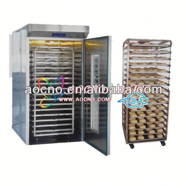 refrigeration proofer for bread