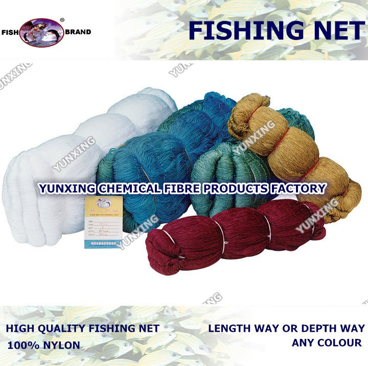 nylon multifilament fishing net manufacturer