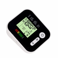 WHO Digital Auto Blood Pressure Monitor Tester Meter Factory Direct Low Cheap Prices Talking Voice Upper Arm Wrist