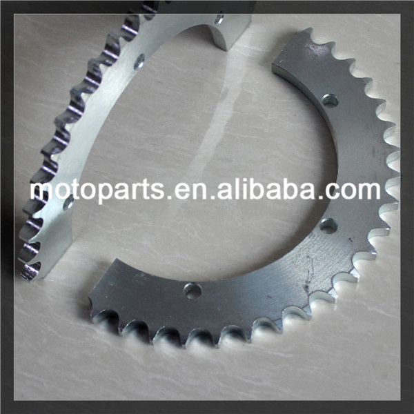 41t #428 chain sprocket for go kart