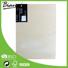 Gold Supplier High quality A3 A4 size wooden drawing board