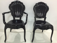 Wholesale dining room arms belle epoque princess chair