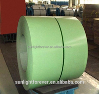 PPGI Coils, Color Coated Steel Coil, RAL9002 White Prepainted Galvanized Steel Coil Z275/Metal Roofing
