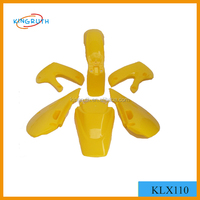 Good quality KLX110 fairing for motorcycle