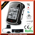 2016 Professional wireless GPS bike computer with ANT+ 2.4GHz heart rate monitor speed cadence