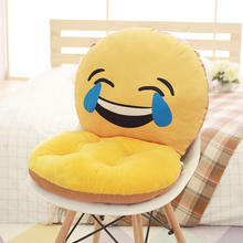 Hot Selling Emoji Pillow Cushion,Home Decorative Seat Cushion Smiley Face Pillow,Birthday Gift Emoticons Cushions Emoji Pad