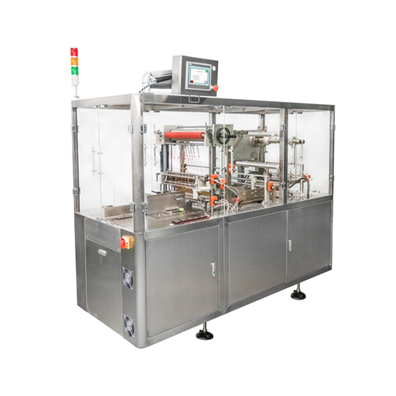 High Quality Fully Automatic Tea Box Cellophane Wrapping Machine with Best Price