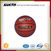 Bulk selling basketball made of 100% PU leather material