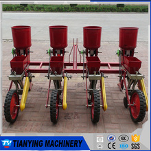 Hot sale 4-rows corn planter with fertilizer for tractors