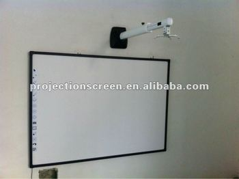 "80"" Finger-write two users infrared smart interactive whiteboard"