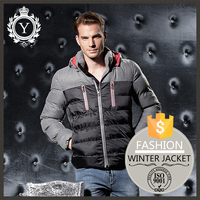 2016 COUTUDI new premium mens winter stylish thick waterproof comfy super warm coat with hood
