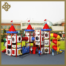 Hot Design Outdoor Playground Commercial Playground Slide
