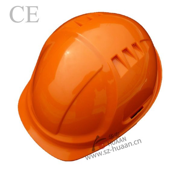 printed hard hats/safety helmet with chin strap
