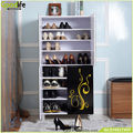 Outlet locked shoe rack cabinet popular in Africa