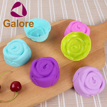 Kitchen Baking Tools Silicone Cupcake Moulds Muffin Moulds Cupcake Cases