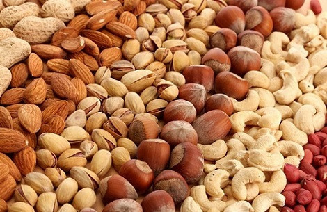 Nuts & Dry Fruits - Almonds, Hazel Nuts, Pistachios, Walnuts for sale