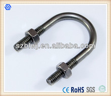Metric U Bolts