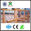 Funny adventure wooden Single-plank bridge kids outdoor training equipment games toys QX-078D