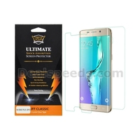 Discolor Colorful Guard Screen Protector for Galaxy S6 Edge Plus Samsung G9250 Green