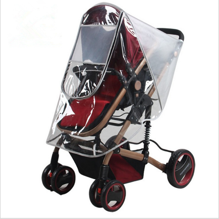 Waterproof dust rain cover strollers pushchairs baby carriage cover