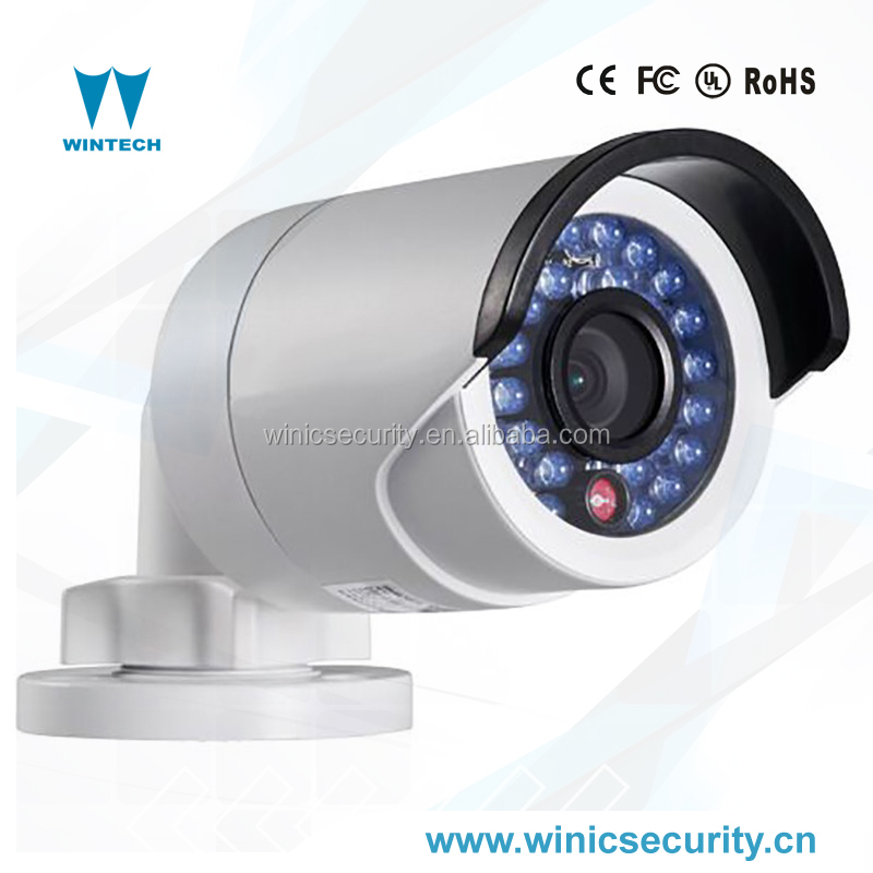 hikvision hd tvi bullet proof cctv camera 2mp