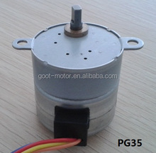 35mm stepper motor gear box with different reduction ratio