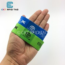 Cool Stretch NFC Fabric Wristband