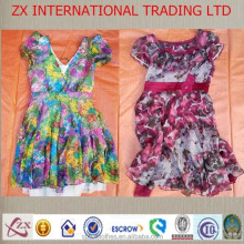 wholesale used clothes UK cream second hand clothes ON SALE
