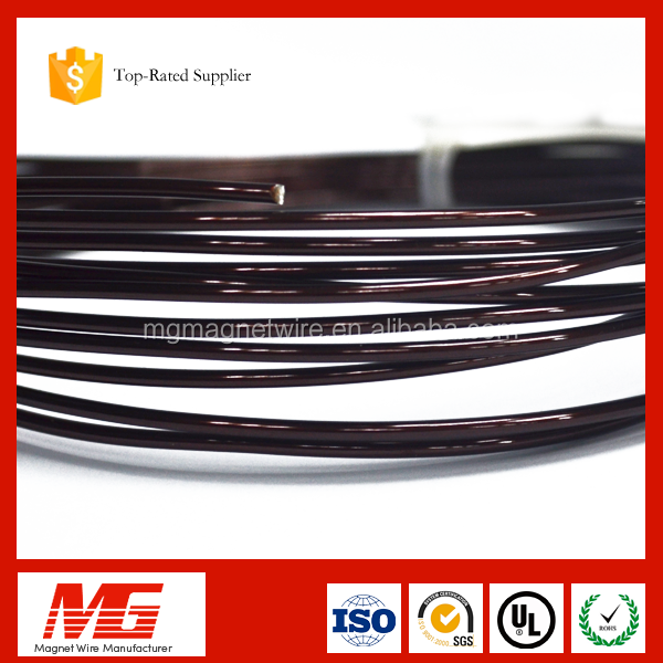 Leading Quality Reliable Enameled Aluminum Conductor Insulated Magnetic Wire