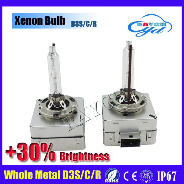 6000K D1S D1R D1C whole metal HID Xenon Bulbs Replace Factory HID Headlights